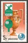Sellos de Asia - Corea del norte -  1494 - 35 Campeonato mundial de ping pong
