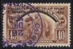Sellos de America - Costa Rica -  DÍA PANAMERICANO DE LA SALUD, 2 de diciembre de 1940.