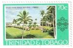 Stamps America - Trinidad y Tobago -  Hotel