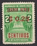 Sellos de America - Costa Rica -  IMPUESTOS