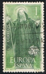 Stamps Spain -  SAN BENITO