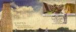 Stamps Guatemala -  FDC 13 Baktun