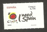 Stamps Europe - Spain -  Turismo, I need Spain