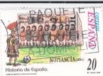 Stamps Spain -  Numáncia-HISTORIA DE ESPAÑA-(S)