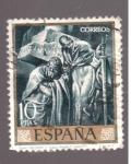 Sellos de Europa - España -  s. pedro y s. pablo-sert- día del sello