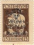 Stamps Italy -  Regno d'Italia