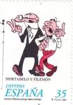 Sellos de Europa - España -  MORTADELO Y FILEMÓN -Personajes de Tebeo  (S)