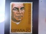 Sellos de Europa - España -  1º Centenario de la fundación de las Escuelas del Ave María - Padre Monjón -(fundador)