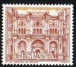 Sellos de Europa - España -  1983- Serie turística. Catedral de Málaga.