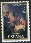 Sellos de Europa - España -  2003- Navidad 1970.