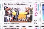 Stamps Europe - Spain -  Edifil  3751  Correspondencia Epistolar Escolar. Historia de España.