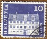 Stamps Switzerland -  NAFELS