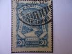Stamps Colombia -  Servicio de Transporte Aéreo en Colombia (S.C.A.D.T.A