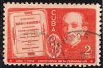 Sellos de America - Cuba -  DTOR. NICOLÁS J. GUTIERREZ.