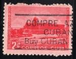 Sellos de America - Cuba -  BICENTENARIO DEL CASTILLO DE JAGUA.