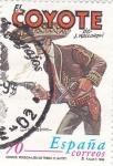 Sellos de Europa - España -  EL COYOTE - Personaje de Tebeo  (S)