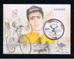 Stamps Spain -  Edifil  3760 SH   Exposición Mundial de Filatelia. España´2000  Personajes populares.