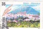 Sellos de Europa - España -  Reserva de la Biosfera-Alaior(Menorca)   (S)