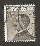 Sellos de Europa - Italia -  181 - Victor Emmanuel III