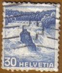 Stamps Switzerland -  PAISAJE