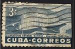 Sellos de America - Cuba -  Sanatorio General Batista
