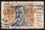 Stamps Cuba -  Vicente Mora Pera, primer director postal