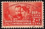 sello : America : Cuba : PEDRO Y MARIA CURIE DESCUBRIDORES DE RADIUM, Nov 1898