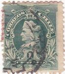 Sellos de America - Chile -  Cristobal Colón
