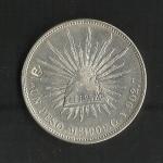 monedas de America - México -  Gorro Frigio / anverso