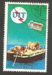 Sellos de Asia - Corea del norte -  U.I.T.
