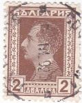 Sellos de Europa - Bulgaria -  ZAR BORIS III