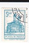 Stamps : Europe : Romania :  BASÍLICA DE IASI