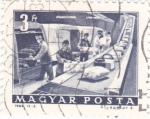 Sellos de Europa - Hungría -  CINTA TRANSPORTADORA