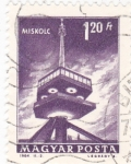Stamps : Europe : Hungary :  TORRE DE CONTROL