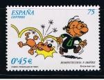 Sellos de Europa - España -  Edifil  3840  Cómics. Personajes de tebeo.