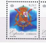 Sellos de Europa - España -  Edifil  3856 C  25º aniver. del Reinado de S.M. Don Juan Carlos I.