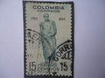 Sellos de America - Colombia -  1783 El Libertador