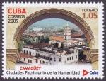 Stamps Cuba -  CUBA -  Centro histórico de Camagüey