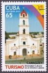 Sellos de America - Cuba -  CUBA -  Centro histórico de Camagüey