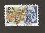 Sellos de America - Estados Unidos -  Bicentenario