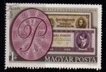 Sellos de Europa - Hungría -  Moneda húngara