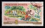 Sellos de Europa - Hungría -  A. Schweitzer