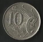 monedas de Oceania - Australia -  ELIZABETH II AUSTRALIA