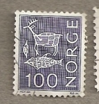 Stamps Europe - Norway -  Animales