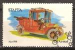 Sellos de Europa - Reino Unido -  Automoviles-Ajax 1908.