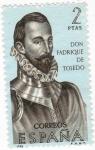 Stamps Spain -  DON FABRIQUE DE TOLEDO-