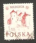 Sellos de Europa - Polonia -  674 - Niedzica
