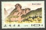Sellos de Asia - Corea del norte -  1303 - Monte Chilbo-San
