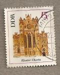 Sellos de Europa - Alemania -  Monasterio Chorin