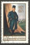 Stamps Romania -  2592 - Tudor Vladimirescu, jefe del movimiento revolucionario